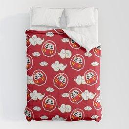 Daruma Pattern Comforters