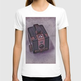 Old Brownie Camera T-shirt