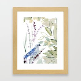 mockingbird Framed Art Print