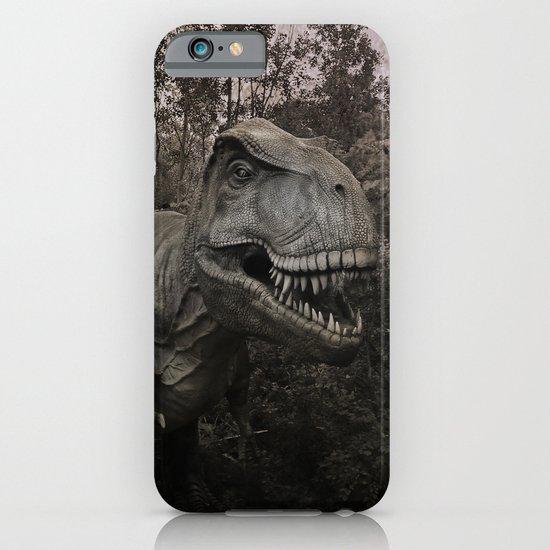 Dinosaurs iPhone & iPod Case