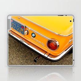 Orange Gum Laptop & iPad Skin