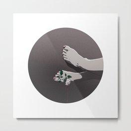 Sensitivity Broken - Metal Print