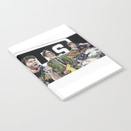 Arkells Touring Band Notebook