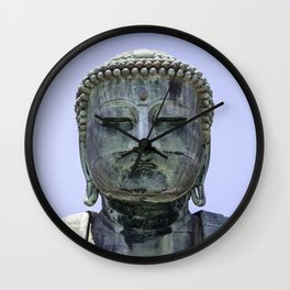 The Great Buddha of Kamakura Wall Clock