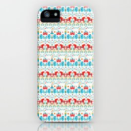 Scadinavian Fairytale Bright iPhone Case