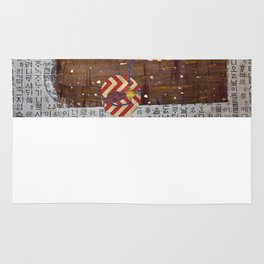 Hookah pattern Rug