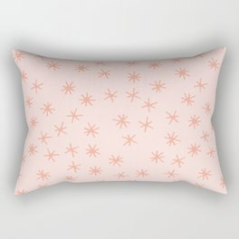snowflakes (3) Rectangular Pillow