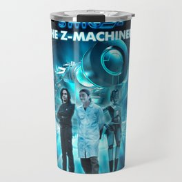 The Z-Machinery - Poster Travel Mug