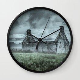 House of Secrets Wall Clock