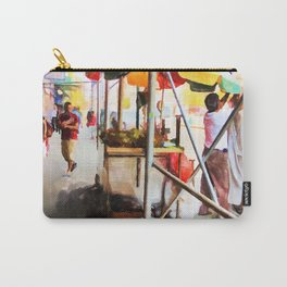 Street Vendors 2 Carry-All Pouch
