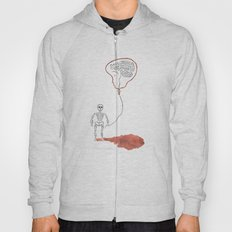A Slow Unravel Hoody