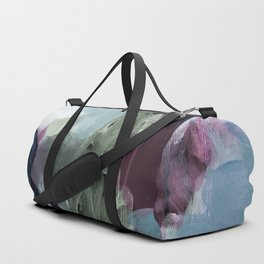 abstract painting XIV Duffle Bag