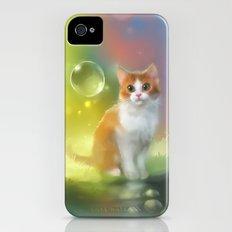 Autumn Bloom iPhone (4, 4s) Slim Case
