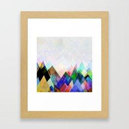 Graphic 104Y Framed Art Print