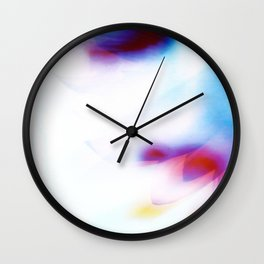 face.off Wall Clock