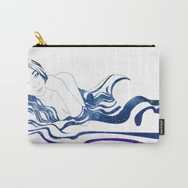 Water Nymph XIII Carry-All Pouch