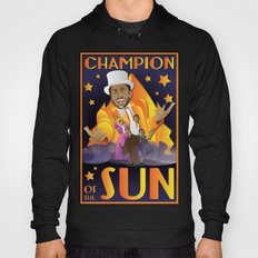Champion of The Sun (The Nightman Cometh) Hoody