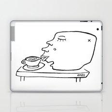 Coffee Head Laptop & iPad Skin