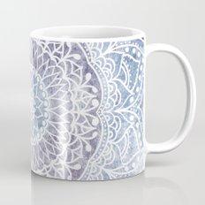 DEEP PURPLE MANDALA Coffee Mug