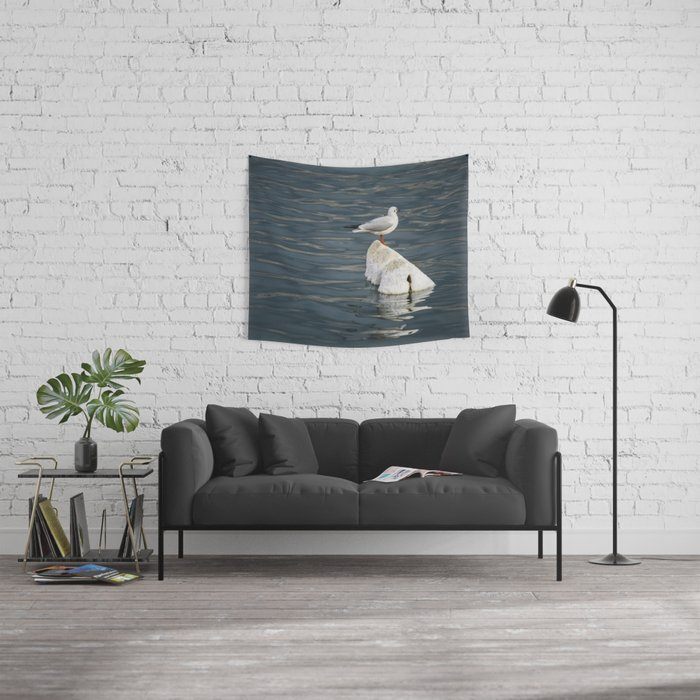 Floating Wall Tapestry
