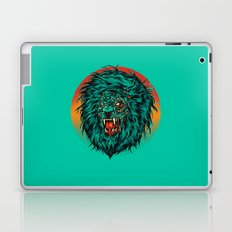 Zombie Lion Laptop & iPad Skin
