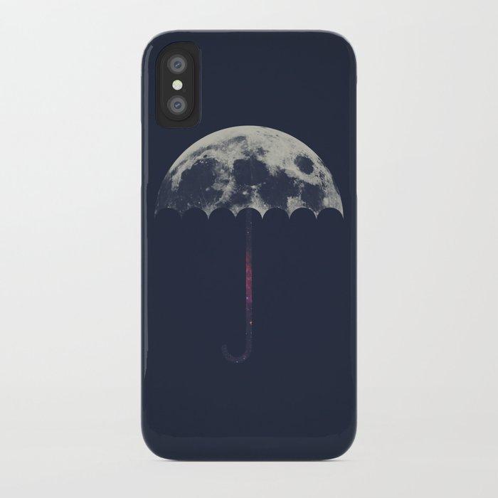 Space Umbrella iPhone Case