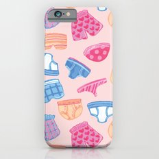 Underwear Pattern iPhone 6s Slim Case