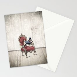 The Imperial Pug Stationery Cards
