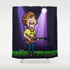 Take Care of Your Shoes Shower Curtain