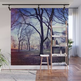 Wake Up In Your Dream World Wall Mural