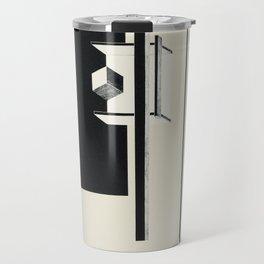 El Lissitzky - Proun. 1st Kestner Portfolio (1923) Travel Mug
