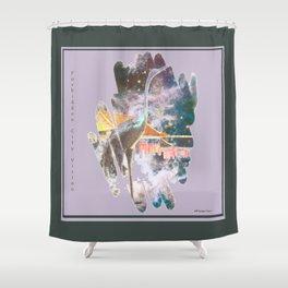 Forbidden City Vision Shower Curtain