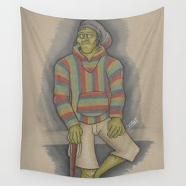 RastaFrankian Wall Tapestry