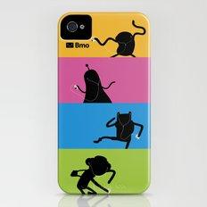 Bmo's Campaign Mosaic. iPhone (4, 4s) Slim Case