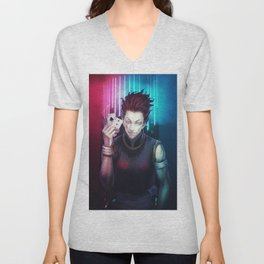 Hisoka Hunter X Hunter Unisex V-Neck
