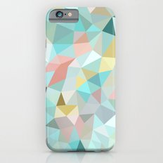 Pastel Tris iPhone 6 Slim Case