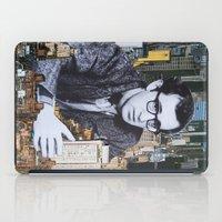manhattan iPad Cases featuring Manhattan by John Turck