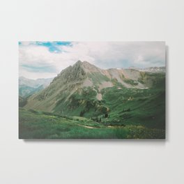 The Switzerland of America Metal Print