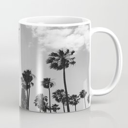 ~Palm trees on the beach~ Coffee Mug