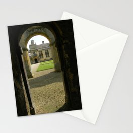 Arches at Kirby Hall Stationery Cards