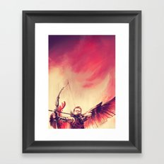 Take Aim Framed Art Print