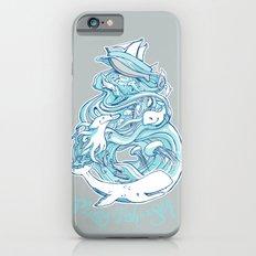 Plenty of Fish in the Sea Slim Case iPhone 6s