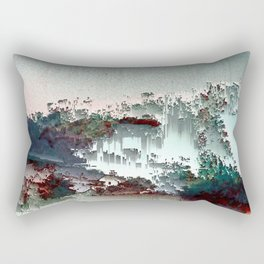 Untitled tree scene Rectangular Pillow