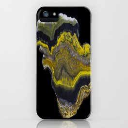 Bumble Bee Jasper iPhone Case
