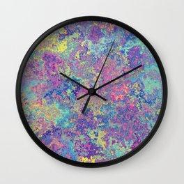 Hue & Me 3 Wall Clock