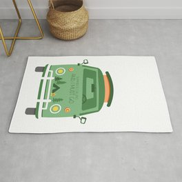 Summer is Calling and I must Go Camper Rug
