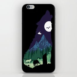 Pride of the Forest iPhone Skin