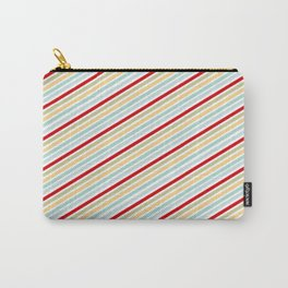 All Striped Carry-All Pouch