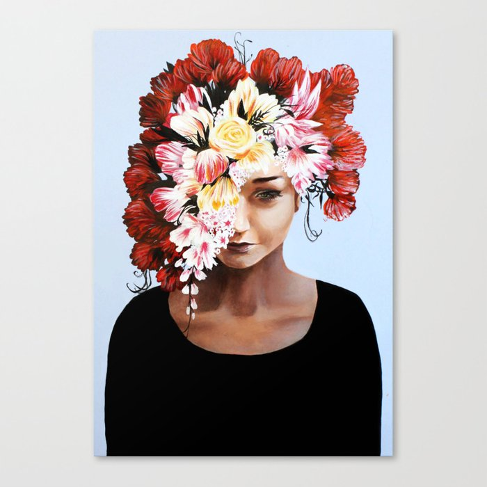 These Thoughts  Canvas Print