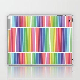 Fig. 047 Rainbow Geometric Keyboards Laptop & iPad Skin
